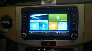 Yeni Passat B7 multimedya navigasyon sistemi