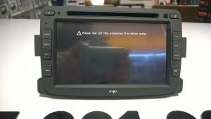 Renault Clio 4 navigasyon multimedya cihazı