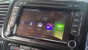 Cyclone Android 4.4 Volkswagen golf – passat – polo – caddy uyumlu navigasyon