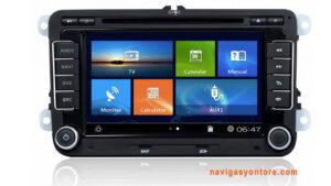 Volkswagen Jetta navigasyon multimedya cihazı