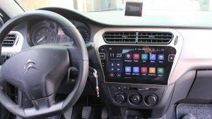 Citroen C-elysee android multimedya sorunları